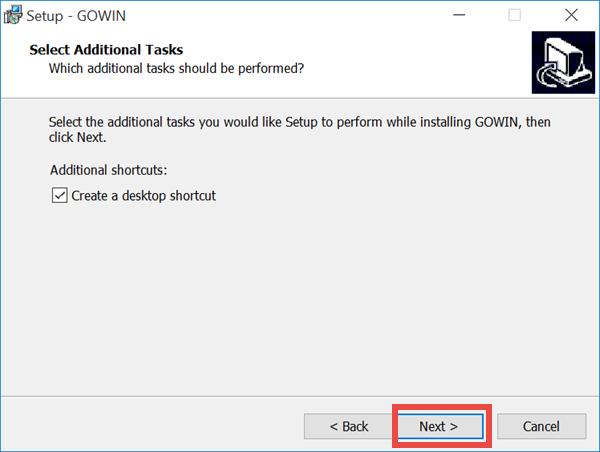 Gowin PC client 4
